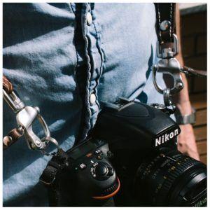 Arnés para videógrafos